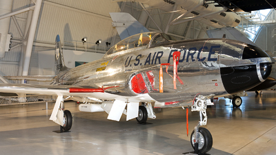53-5226 - Lockheed T-33A Shooting Star - United States - US Air Force (USAF)