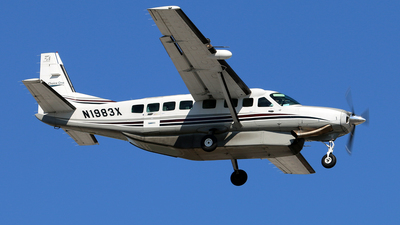 N1983X - Cessna 208B Grand Caravan - Air Choice One