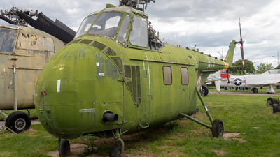 7615 - Sikorsky H-19D Chickasaw - France - Army
