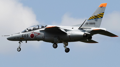 26-5689 - Kawasaki T-4 - Japan - Air Self Defence Force (JASDF)