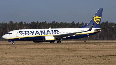 EI-FTB - Boeing 737-8AS - Ryanair