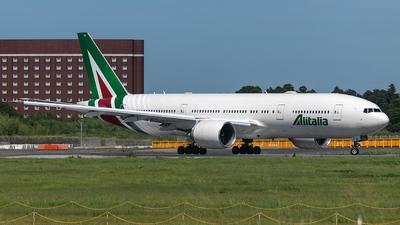 EI-FNI - Boeing 777-2Q8(ER) - Alitalia