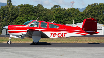 TG-CAT - Beechcraft V35B Bonanza - Private