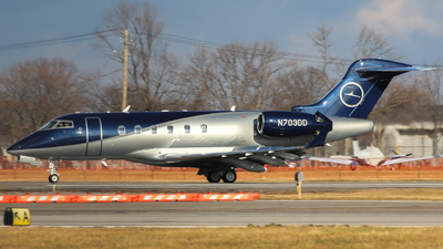 N703DD - Bombardier BD-100-1A10 Challenger 300 - Private
