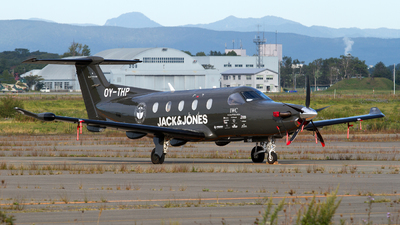 OY-THP - Pilatus PC-12/47E - Private