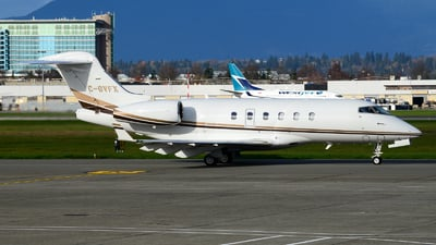 C-GVFX - Bombardier BD-100-1A10 Challenger 300 - Private