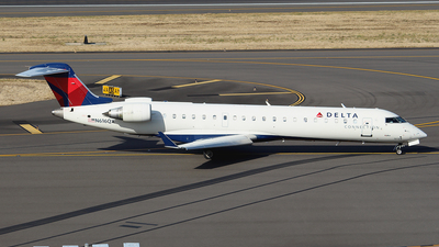 N616QX - Bombardier CRJ-701 - Delta Connection (SkyWest Airlines)