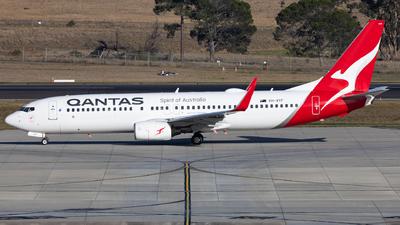A picture of VHVYF - Boeing 737838 - Qantas - © Nicholas Kimura