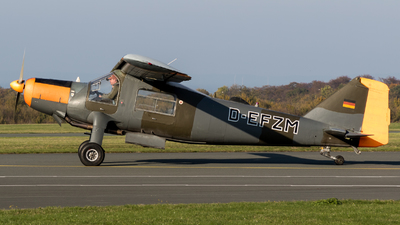 D-EFZM - Dornier Do-27A4 - Private