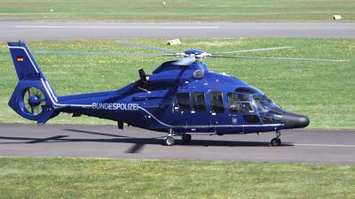 D-HLTJ - Eurocopter EC 155B - Germany - Bundespolizei