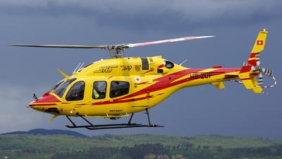 HB-ZUF - Bell 429 Global Ranger - SHS Schider Helicopter-Service