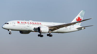 A picture of CGHPV - Boeing 7878 Dreamliner - Air Canada - © J.Evrard-AirTeamImages