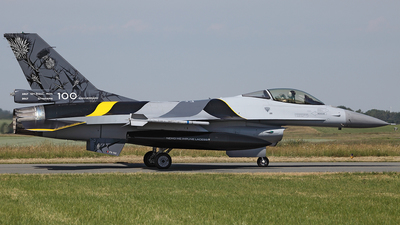 FA-132 - General Dynamics F-16AM Fighting Falcon - Belgium - Air Force