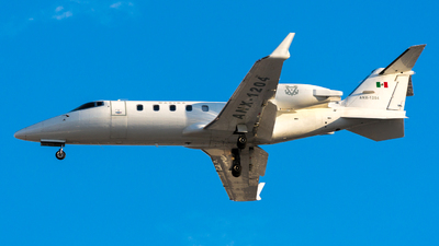 ANX-1204 - Bombardier Learjet 60 - Mexico - Navy