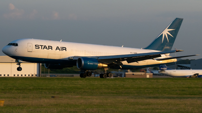 OY-SRM - Boeing 767-25E(BDSF) - Star Air