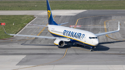 A picture of EIDAR - Boeing 7378AS - Ryanair - © Salvatore Michelini