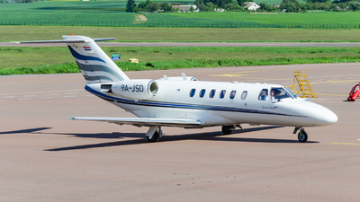 A picture of 9AJSD - Cessna 525 CitationJet CJ1 -  - © Siomchanka Pavel