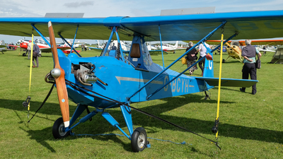 G-BCYH - Slingsby Cadet TX.3 - Private