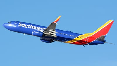 N8669B - Boeing 737-8H4 - Southwest Airlines