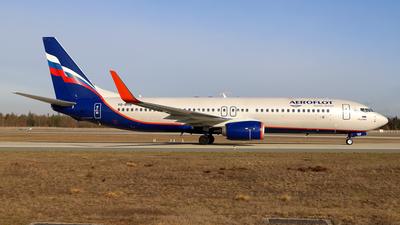 VQ-BHW - Boeing 737-8LJ - Aeroflot