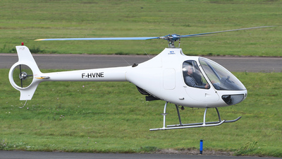 F-HVNE - Guimbal Cabri G2 - Private
