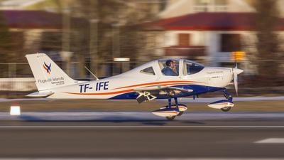 A picture of TFIFE - Tecnam P2002JF - [122] - © Karl Georg Karlsson