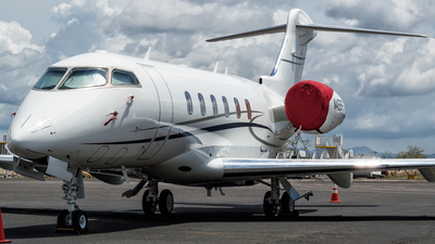 N459FS - Bombardier BD-100-1A10 Challenger 300 - Private