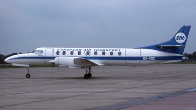 OO-VGC - Swearingen SA226-AC Metro III - European Air Transport