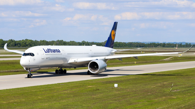 A picture of DAIXF - Airbus A350941 - Lufthansa - © Angelo26L