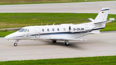 D-CKJM - Cessna 560XL Citation XLS+ - Air Hamburg
