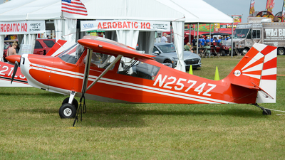 N2574Z - Bellanca 8KCAB Decathlon - Private