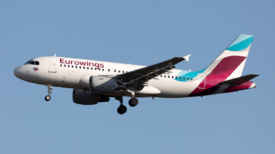 A picture of DABGQ - Airbus A319112 - Eurowings - © Hanjo Schrenk