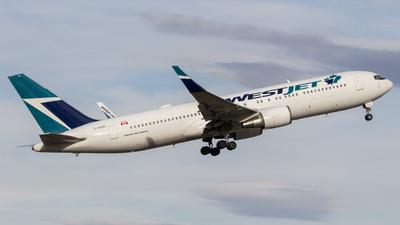 C-GOGN - Boeing 767-338(ER) - WestJet Airlines