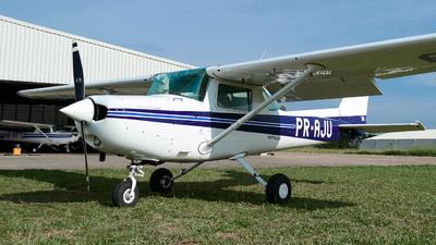 PR-AJU - Cessna 152 - Aero Club - Jundiaí