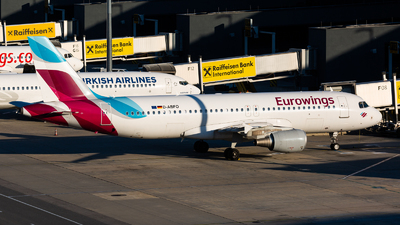 A picture of DABFO - Airbus A320214 - Eurowings - © Thomas Ranner