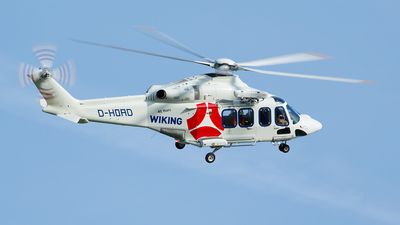 D-HOAD - Agusta-Westland AW-139 - Wiking Helikopter Service