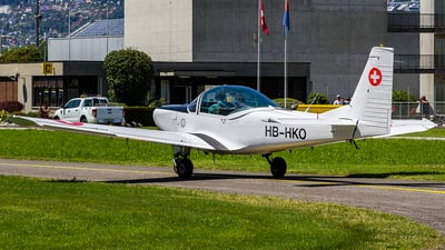 HB-HKO - FFA AS-202/18A Bravo - Private