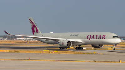A7-ANB - Airbus A350-1041 - Qatar Airways