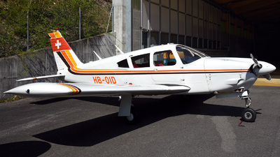 HB-OID - Piper PA-28R-200 Cherokee Arrow B - Private