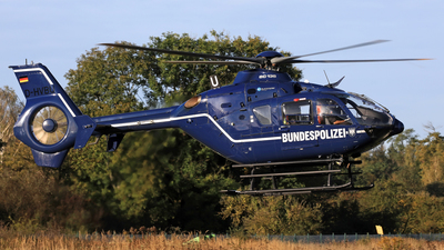 D-HVBU - Eurocopter EC 135T2 - Germany - Bundespolizei