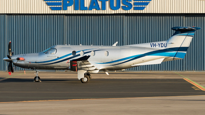A picture of VHYDU - Pilatus PC12/47E - [1410] - © Andrew Lesty