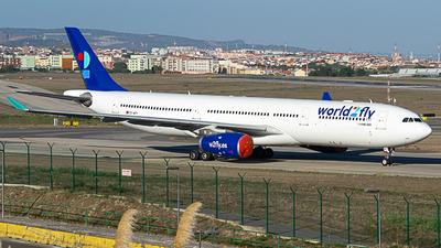 CS-WFP - Airbus A330-343 - World2Fly