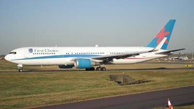 G-OOAN - Boeing 767-39H(ER) - First Choice Airways