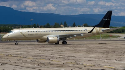 LX-IBR - Embraer 190 Lineage 1000 - Global Jet Luxembourg
