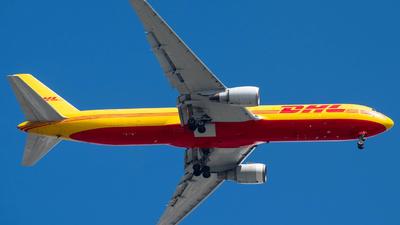 N371CM - Boeing 767-338(ER)(BDSF) - DHL (ABX Air)