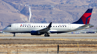 N273SY - Embraer 170-200LL - Delta Connection (SkyWest Airlines)
