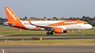 HB-JXM - Airbus A320-214 - easyJet Switzerland