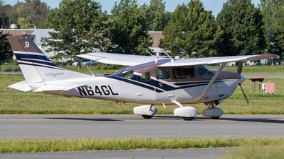 N64GL - Cessna T206H Stationair TC - Private