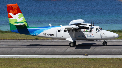 S7-PRN - Viking DHC-6-400 Twin Otter - Air Seychelles