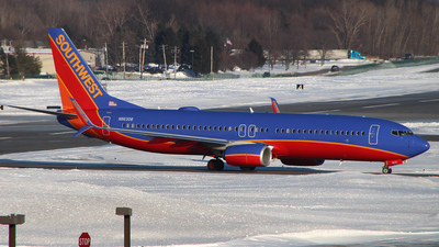 N8630B - Boeing 737-8H4 - Southwest Airlines